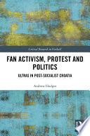 Fan Activism  Protest and Politics