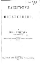 Mainstone s Housekeeper