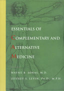 Essentials Of Complementary And Alternative Medicine Book PDF