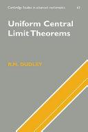 Uniform Central Limit Theorems