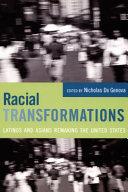 Racial Transformations Pdf/ePub eBook