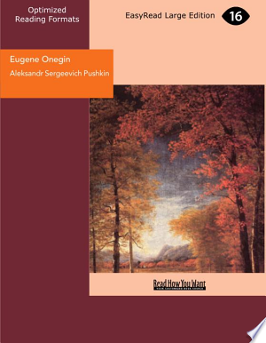 Download Eugene Onegin Free Books - Read Books