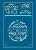 Pdf Le Petit Larousse de la culture générale Telecharger
