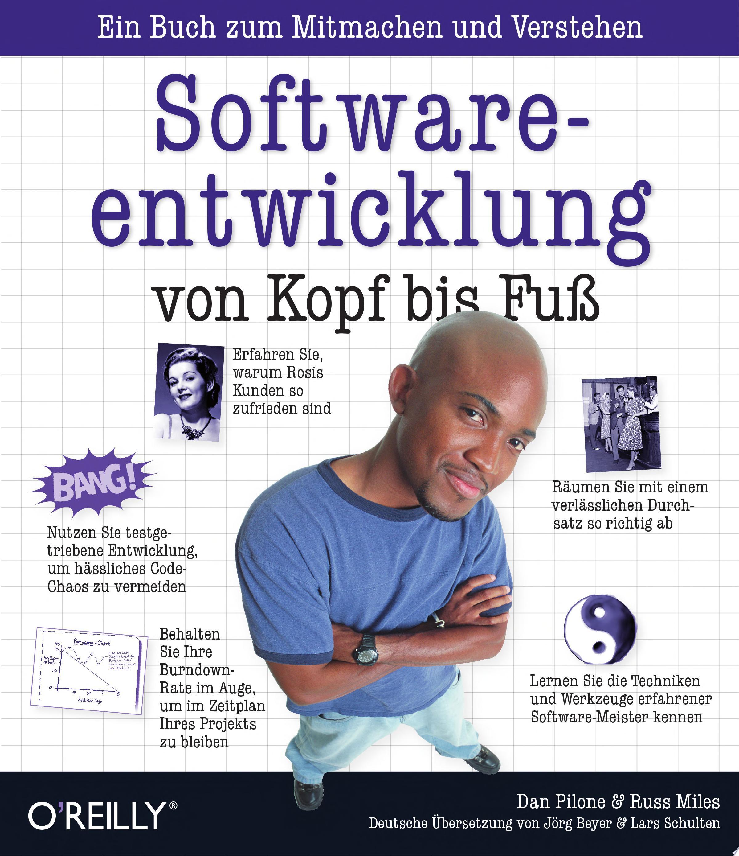 Softwareentwicklung von Kopf bis Fuss