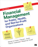 Financial Management for Public  Health  and Not for Profit Organizations