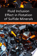 Fluid Inclusion Effect in Flotation of Sulfide Minerals Book