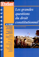 Les grandes questions du droit constitutionnel