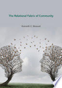 The Relational Fabric of Community