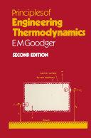 Principles of Engineering Themodynamics