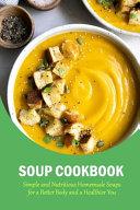 Soup Cookbook Book