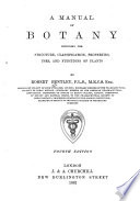 A Manual of Botany Book
