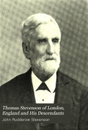 Thomas Stevenson of London, England and his descendants