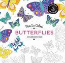 Vive Le Color: Butterflies (Coloring Book)