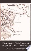 Invasion of the Crimea Book