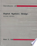 CRC Handbook of Digital System Design  Second Edition Book