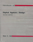 CRC Handbook of Digital System Design  Second Edition