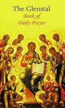The Glenstal Book of Daily Prayer