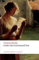 Under the Greenwood Tree [Pdf/ePub] eBook