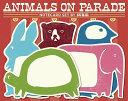Animals on Parade Notecard Set by Sukie