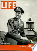 24 sept. 1945