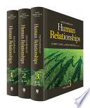 """Encyclopedia of Human Relationships: Vol. 1-"" by Harry T. Reis, Susan Sprecher"