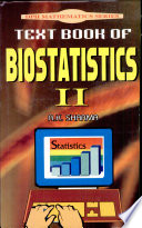 Text Book Of Biostatistics Ii