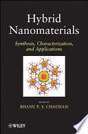 Hybrid Nanomaterials Book