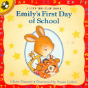 Emily s First Day of School Book