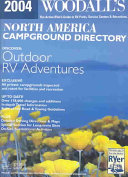 Woodall S North American Campground Directory 2004 Book PDF
