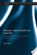Recovery  Mental Health and Inequality