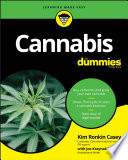"""Cannabis For Dummies"" by Kim Ronkin Casey, Joe Kraynak"