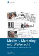Medienrecht Schweiz