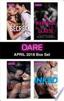 Harlequin Dare April 2018 Box Set