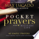 Pocket Prayers for Military Life Book