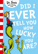 Did I Ever Tell You How Lucky You Are? Pdf