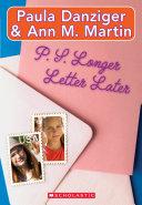 P.S. Longer Letter Later Pdf/ePub eBook