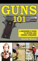Guns 101 Pdf/ePub eBook