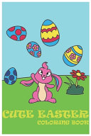 Cute Easter Coloring Book