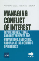Managing Conflict Of Interest