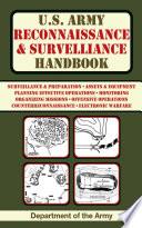 U S  Army Reconnaissance and Surveillance Handbook