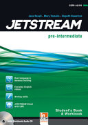Jetstream. Pre Intermediate. Student's Book-Workbook. Per Le Scuole Superiori. Con E-book. Con Espansione Online. Con CD-Audio