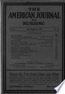 The American Journal of Nursing image