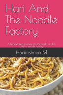Hari And The Noodle Factory