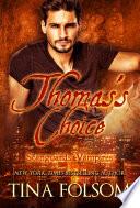 Thomas s Choice  Scanguards Vampires  8  Book PDF