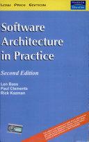 Software Architecture in Practice - Len Bass, Paul Clements, Rick