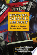 Detectives Dystopias And Poplit
