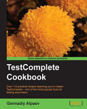 TestComplete Cookbook