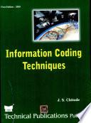 Information Coding Techniques
