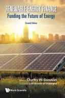 Renewable Energy Finance Book PDF