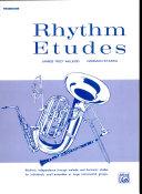 Pdf Rhythm Etudes Telecharger